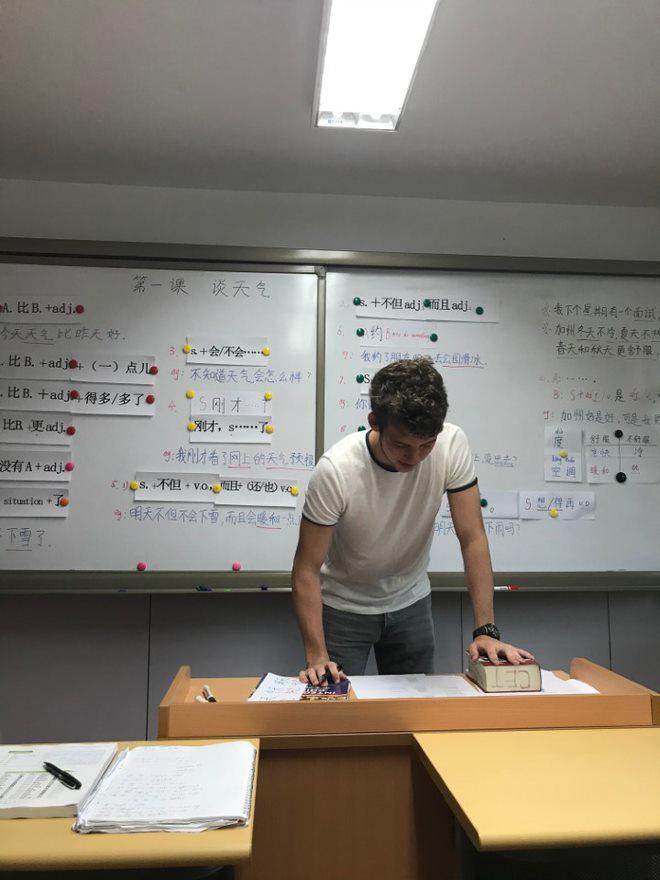 Gap Year Program - CET Custom Language Training: Arabic, Chinese, and Japanese  4