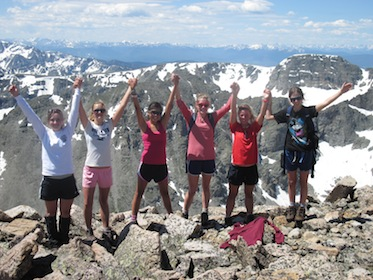 Summer Program - Arts and Crafts | Cheley Colorado Camps