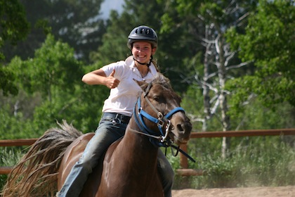 Summer Program - Counselors in Training | Cheley Colorado Camps