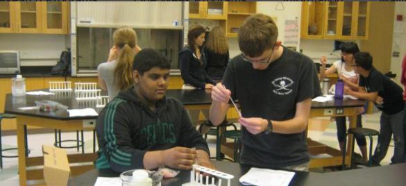 Summer Program - Chemistry | Boston Leadership Institute: Chemistry Research Summer Program