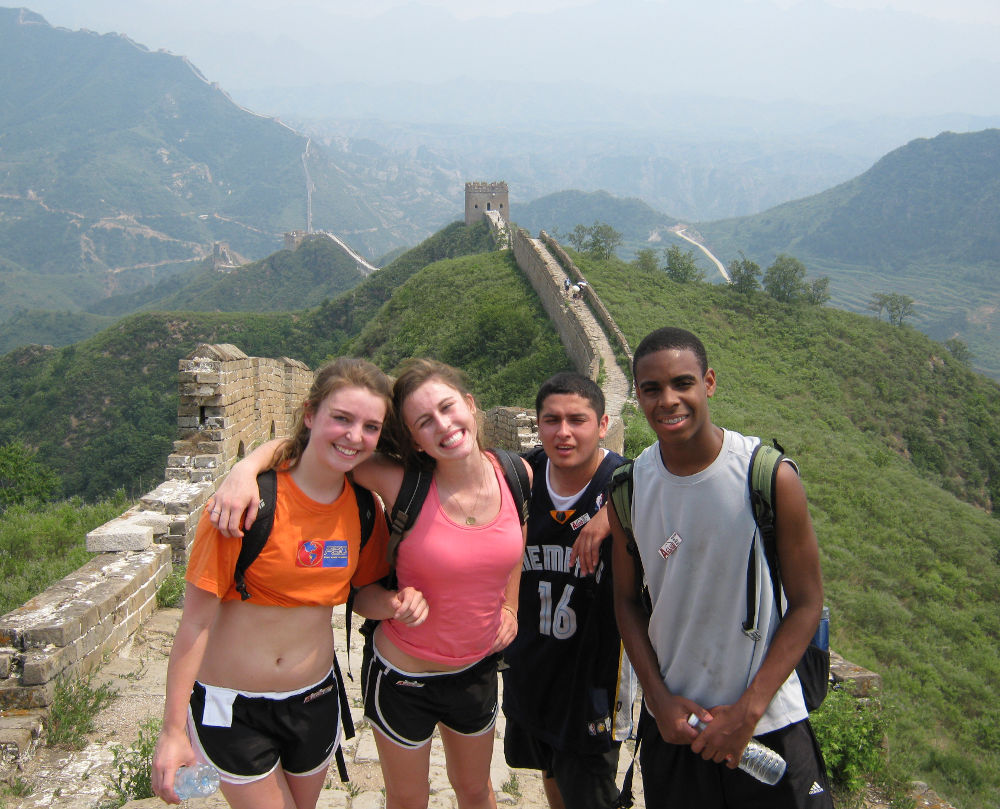 Summer Program - Chinese Culture | ARCC Summer Programs | China: The Great Wall to the Himalayas