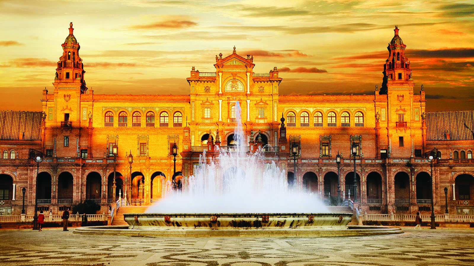 Gap Year Program - CIEE Gap Year Abroad: Global Internship in Seville, Spain  1