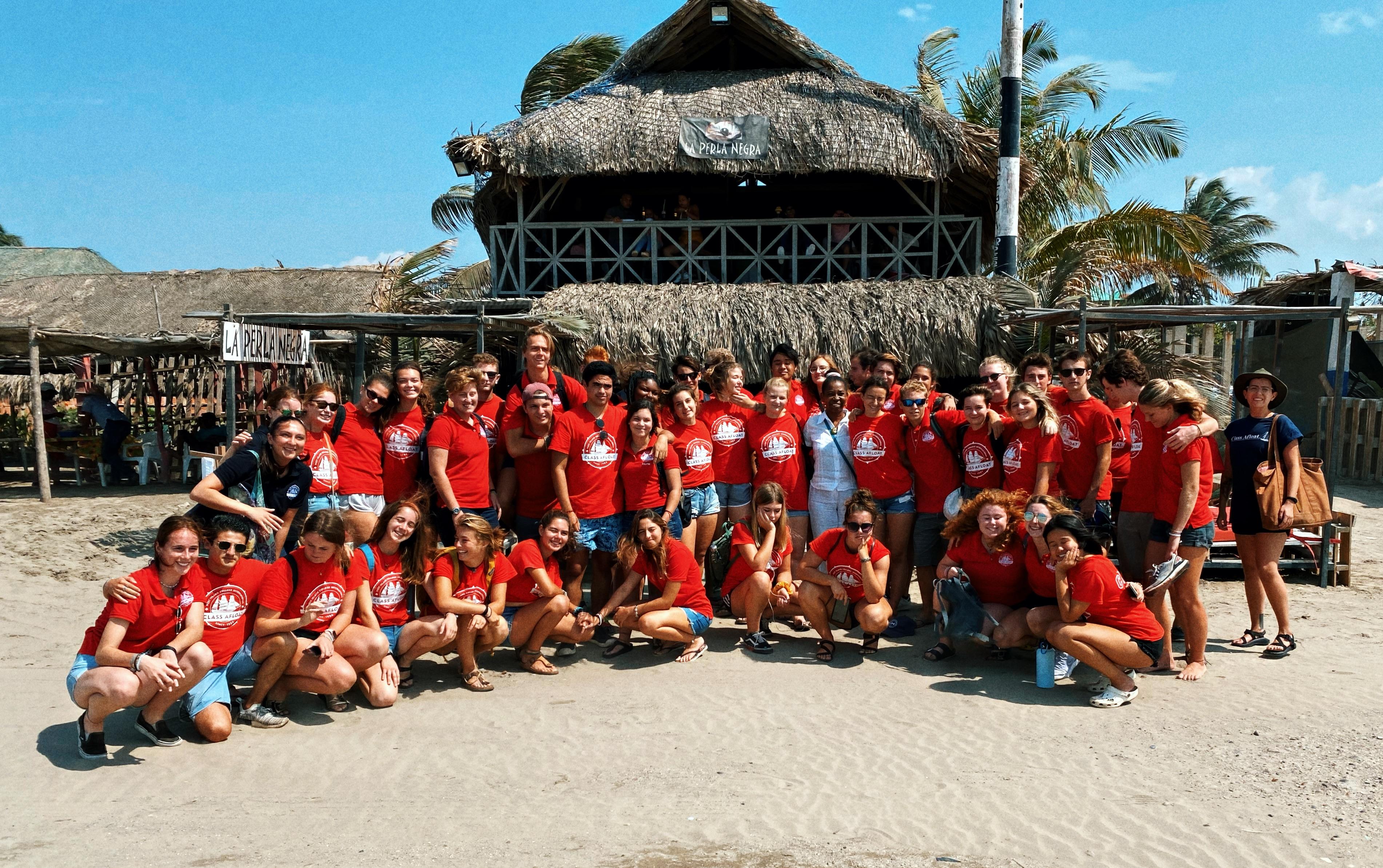 Gap Year Program - Class Afloat - West Island College International  4