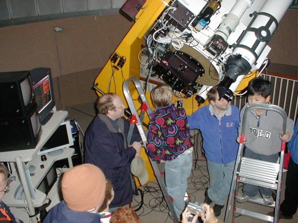 Community Service Organization - Clay Center Observatory  1