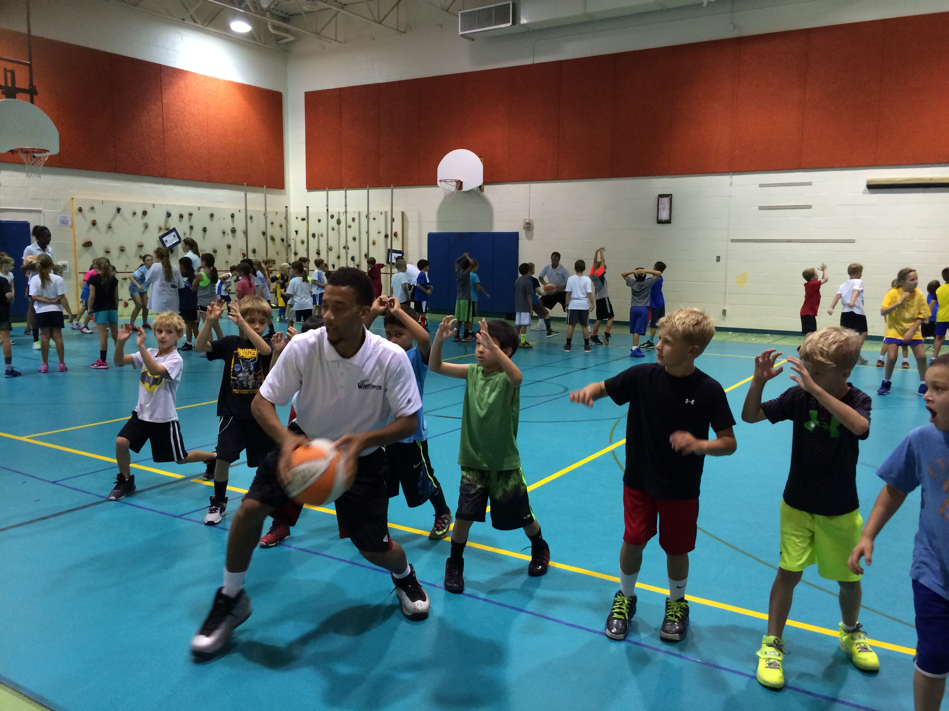 Summer Program - Basketball | Coach Wootten's Basketball Camp: Day Camp for Boys and Girls
