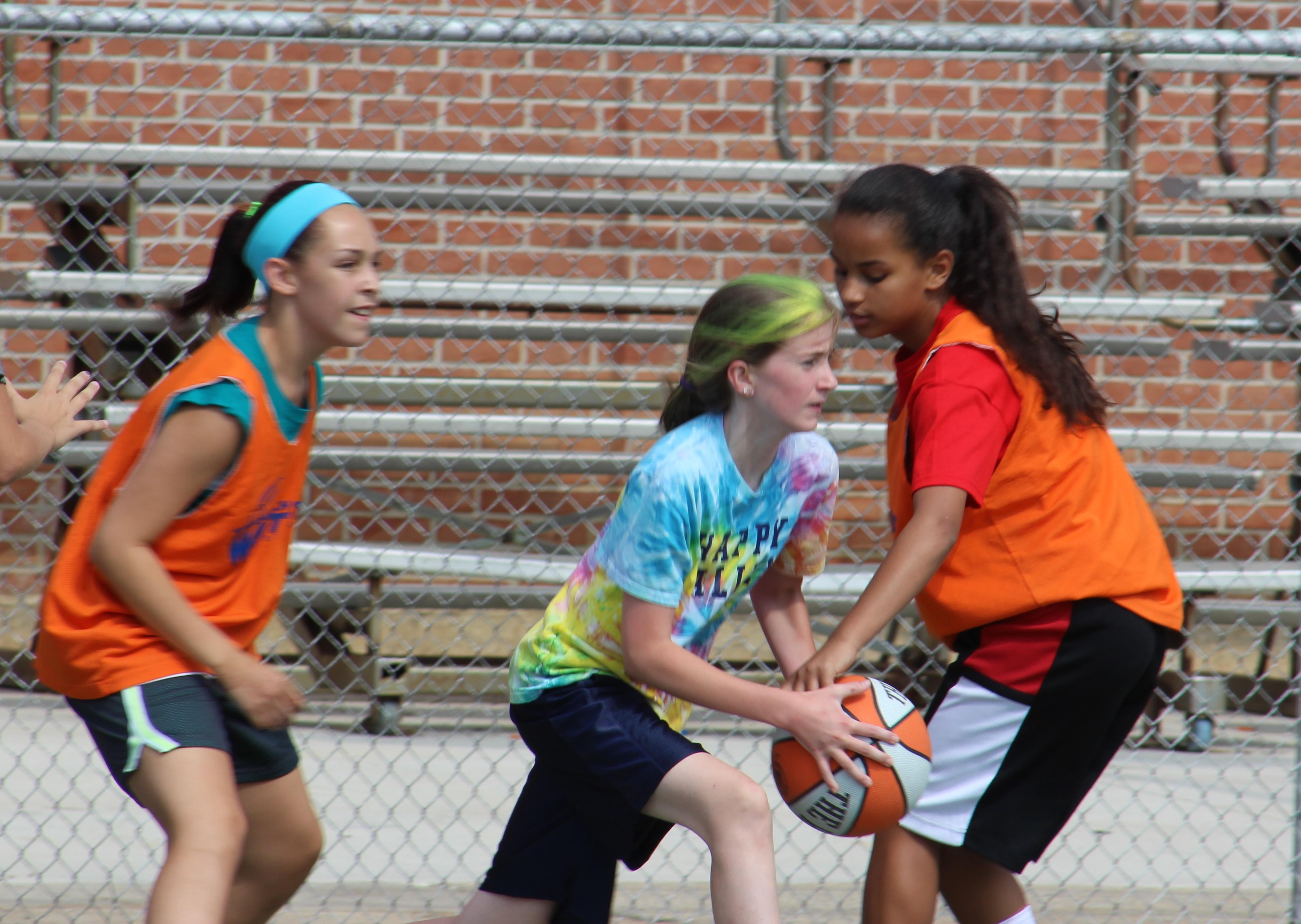 Summer Program - Basketball | Coach Wootten's Basketball Camp: Girls Overnight Camp