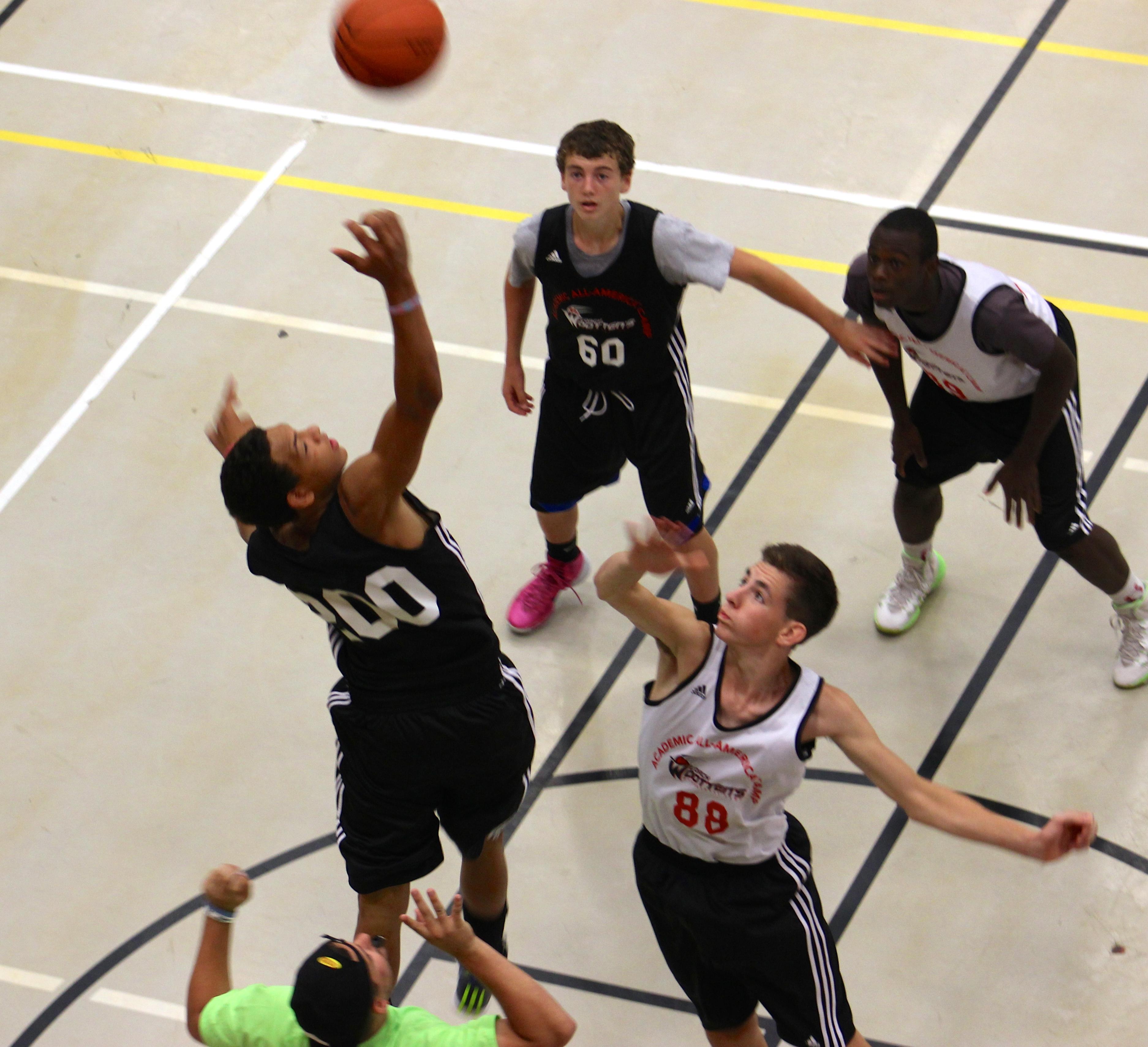 Summer Program - Basketball | Coach Wootten's Basketball Camp: Boys Overnight Camp