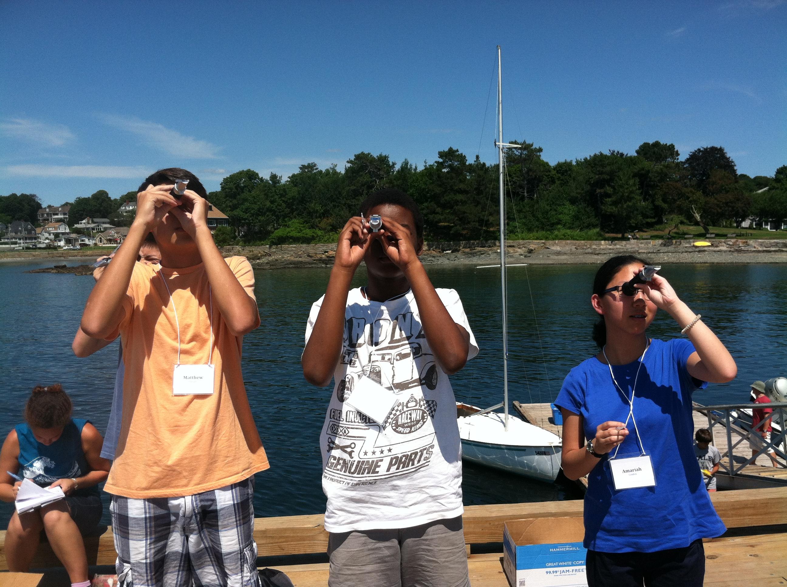 Summer Program - Marine Biology | Coastal Ocean Science Academy