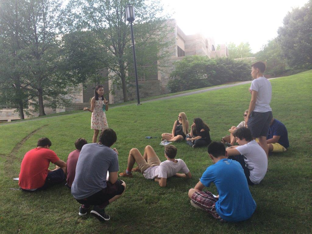 Summer Program - Pre-College | College Prep: College Admissions Counseling and Test Prep with The Princeton Review