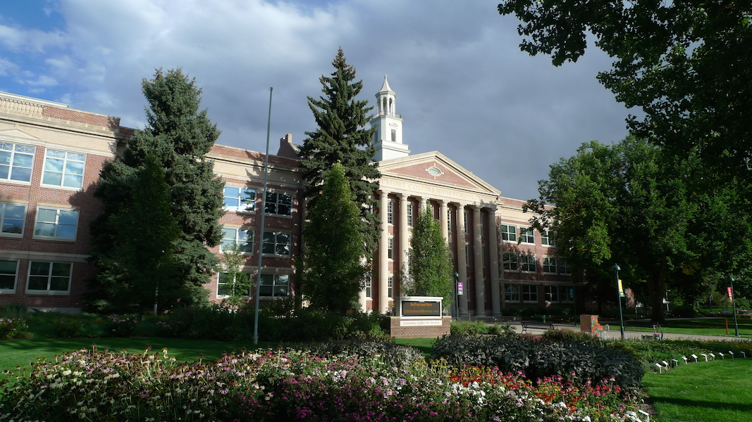 College - Colorado State University: School of Music, Theatre & Dance  4