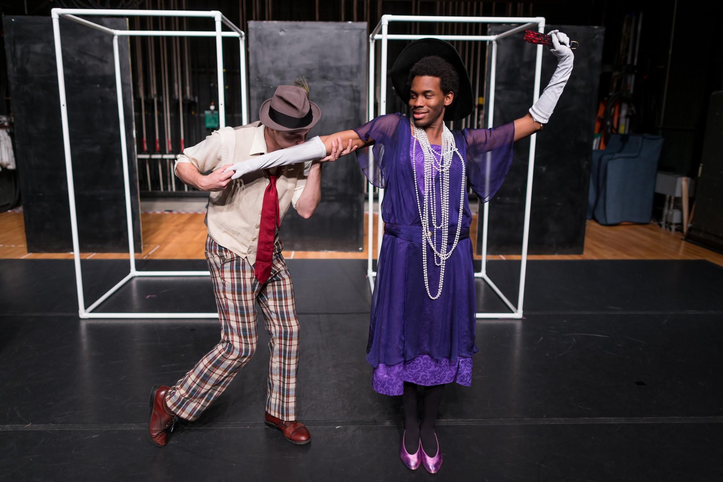 Summer Program - Theatre Arts | Commonwealth Shakespeare Company Apprentice Program
