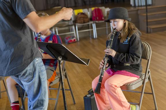 Summer Program - Music | Community Music Center: Camp CMC