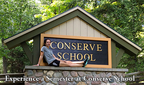 School - Conserve School  1