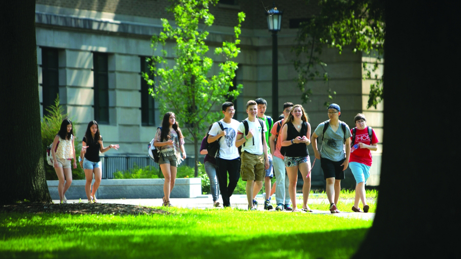 Summer Program - Law | Cornell University Summer Precollege Studies Online