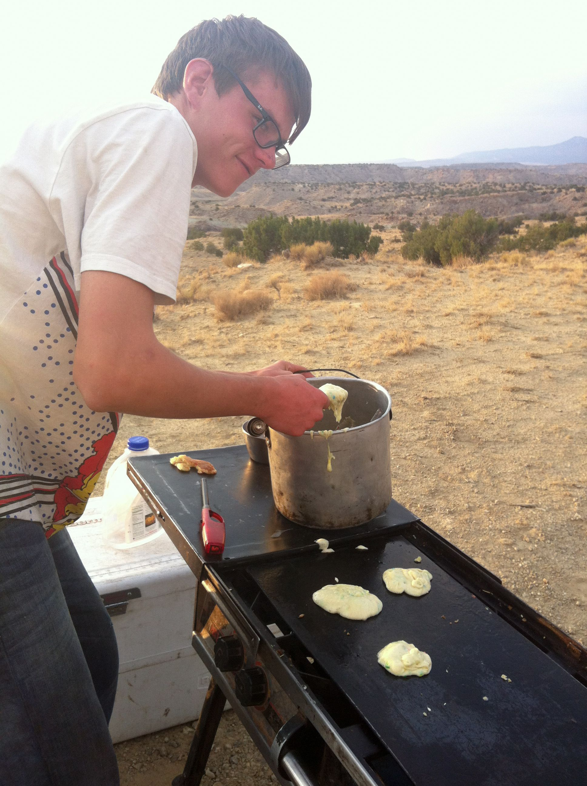 Summer Program - Adventure/Trips | Cottonwood Gulch: Mountain Desert Trek
