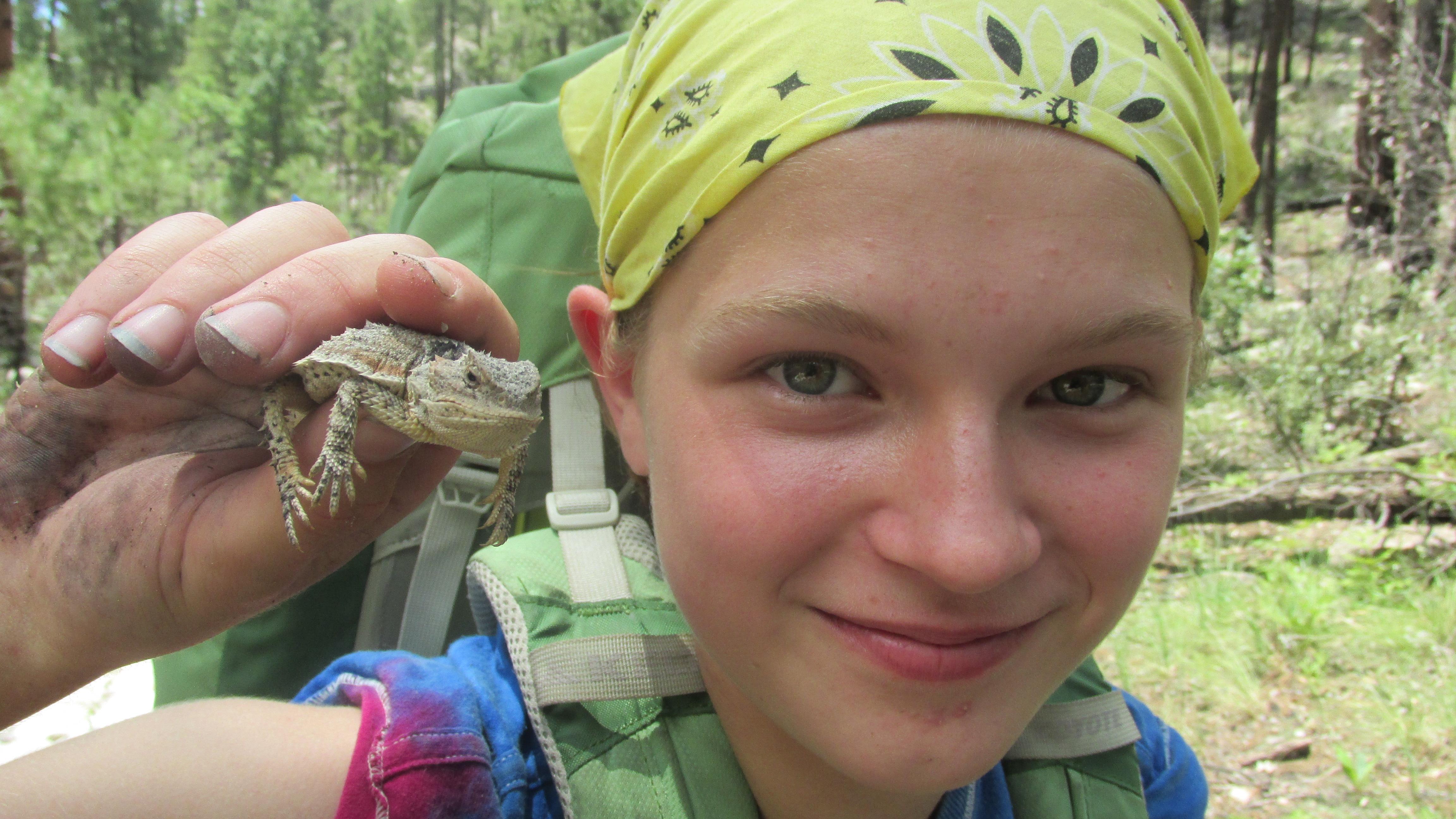 Summer Program - Adventure/Trips | Cottonwood Gulch: Wild Country Trek
