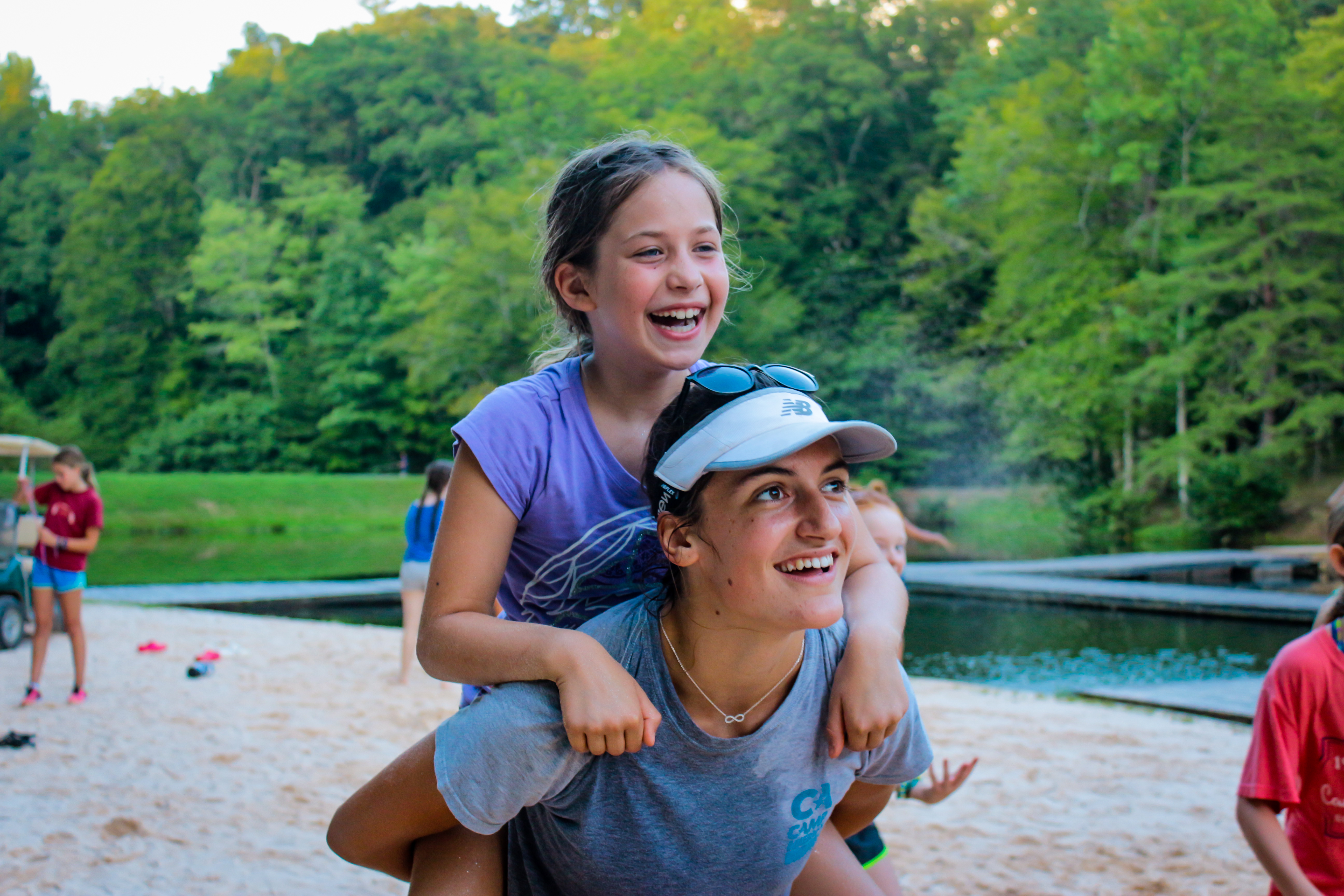 Summer Program - Leadership Training | Counselor in Training (CIT) at Camp Friendship