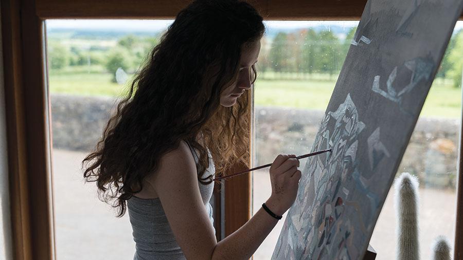 Summer Program - Fine Arts | Cow House Studios: Summer Art Programs