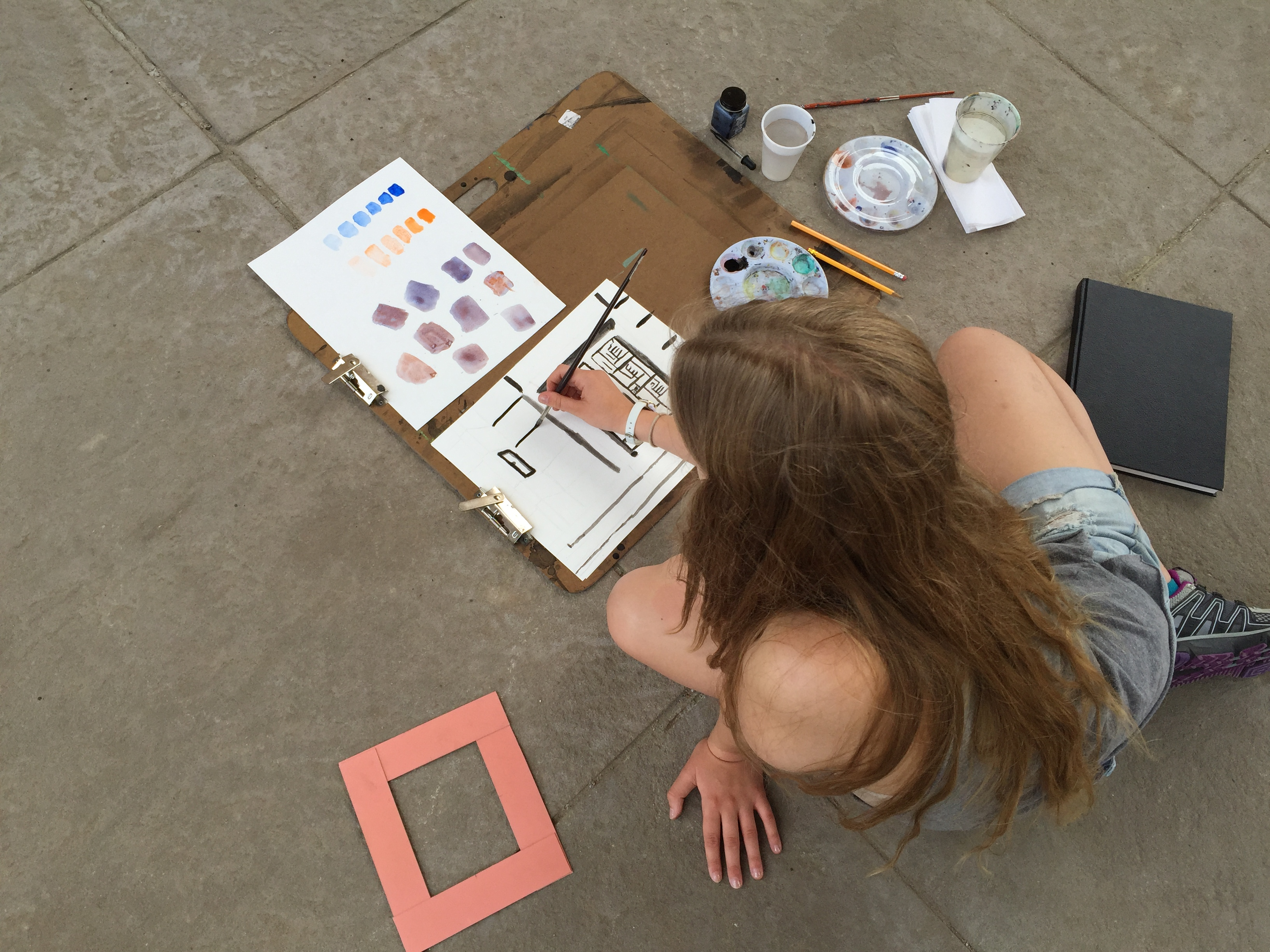 Summer Program - Pre-College | Cranbrook Summer Art Institute