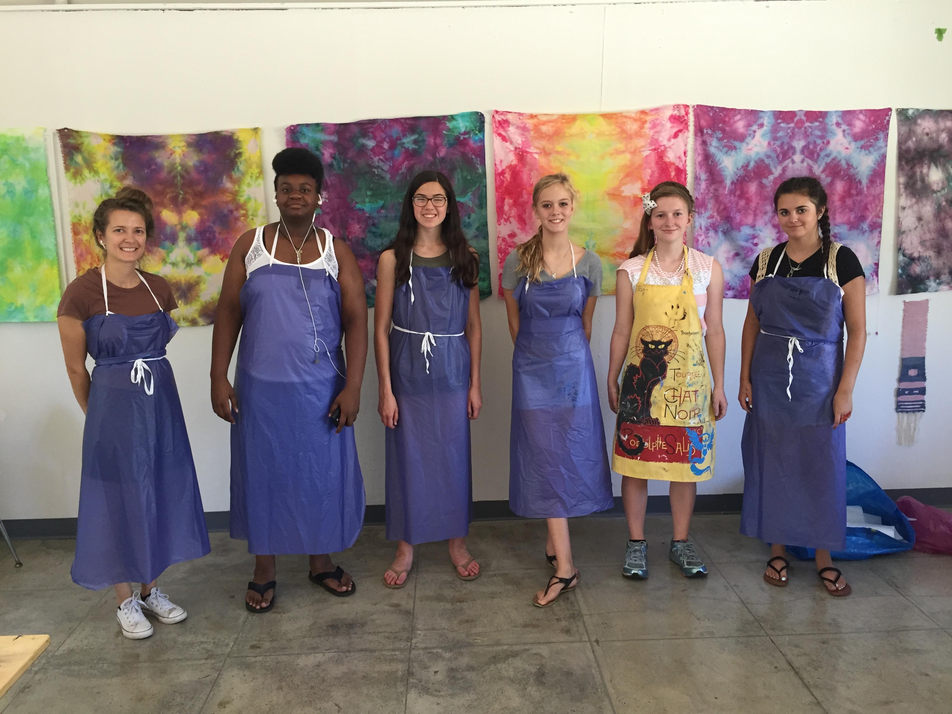 Summer Program - Sewing | Cranbrook Summer Art Institute