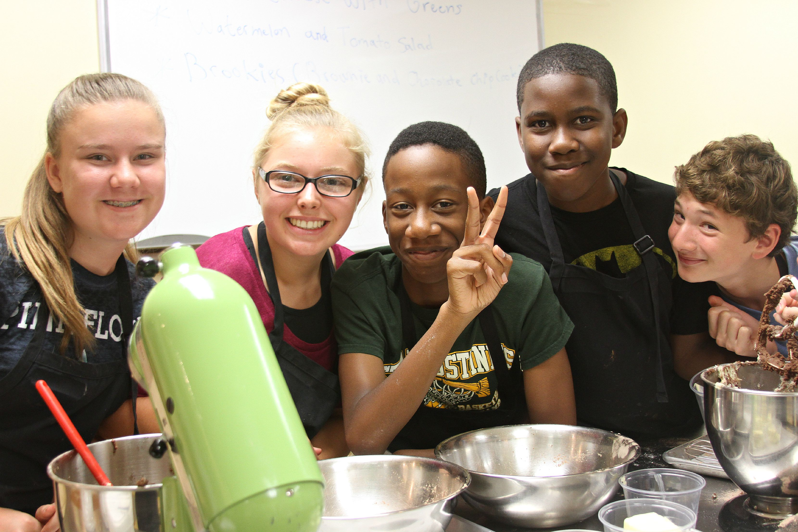 Summer Program - Cooking and Baking | Summer and School Vacation Programs