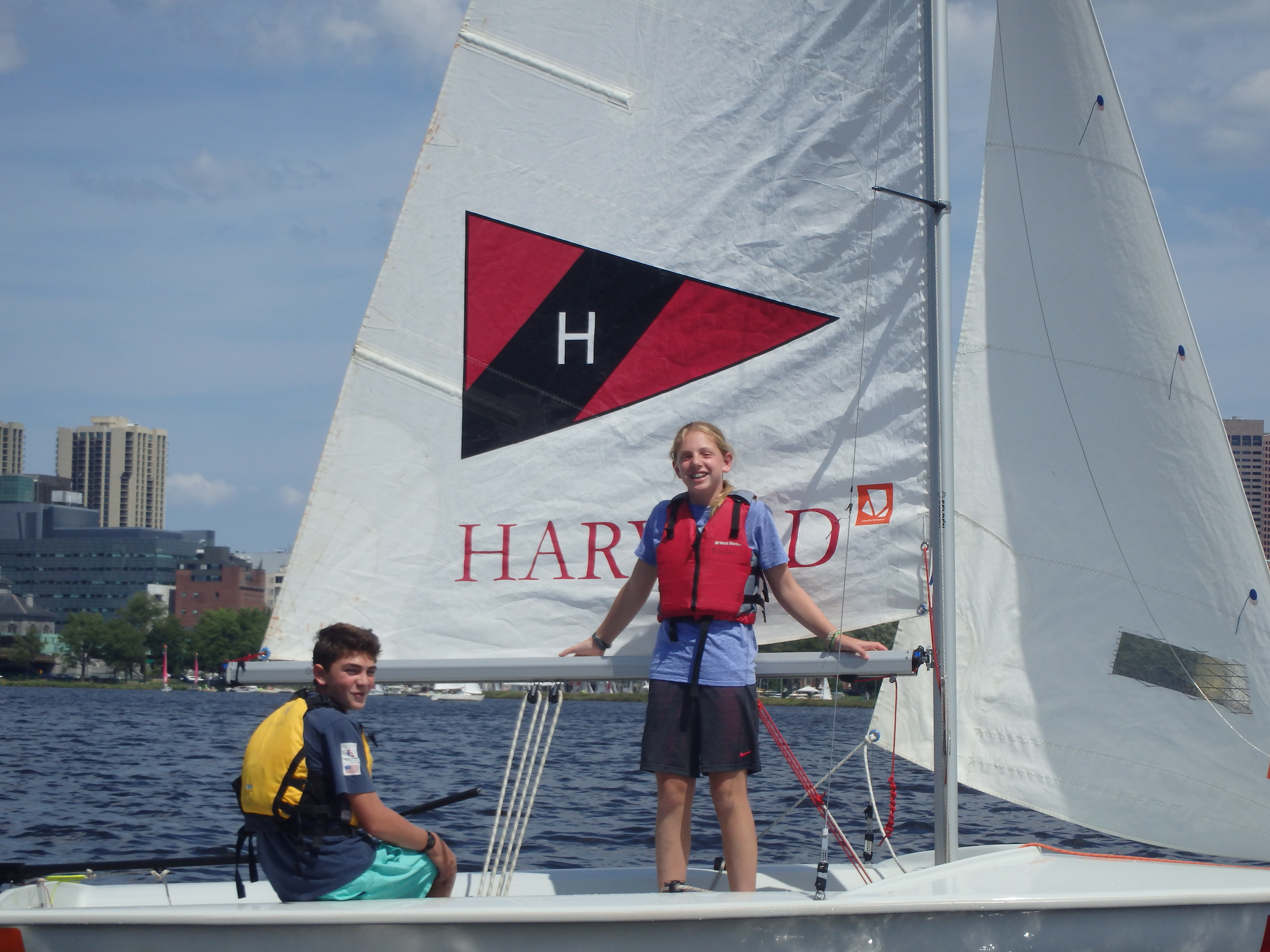 Summer Program - Youth | Crimson Sailing Academy: Summer Camp
