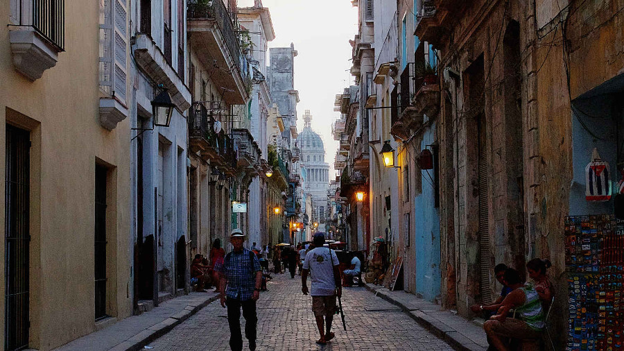 Summer Program - Aging with Dignity | ARCC Programs | Cuba: Making History