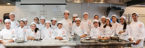 Summer Program - Cooking | Interntional Culinary Center - Summer Teen Camps NY