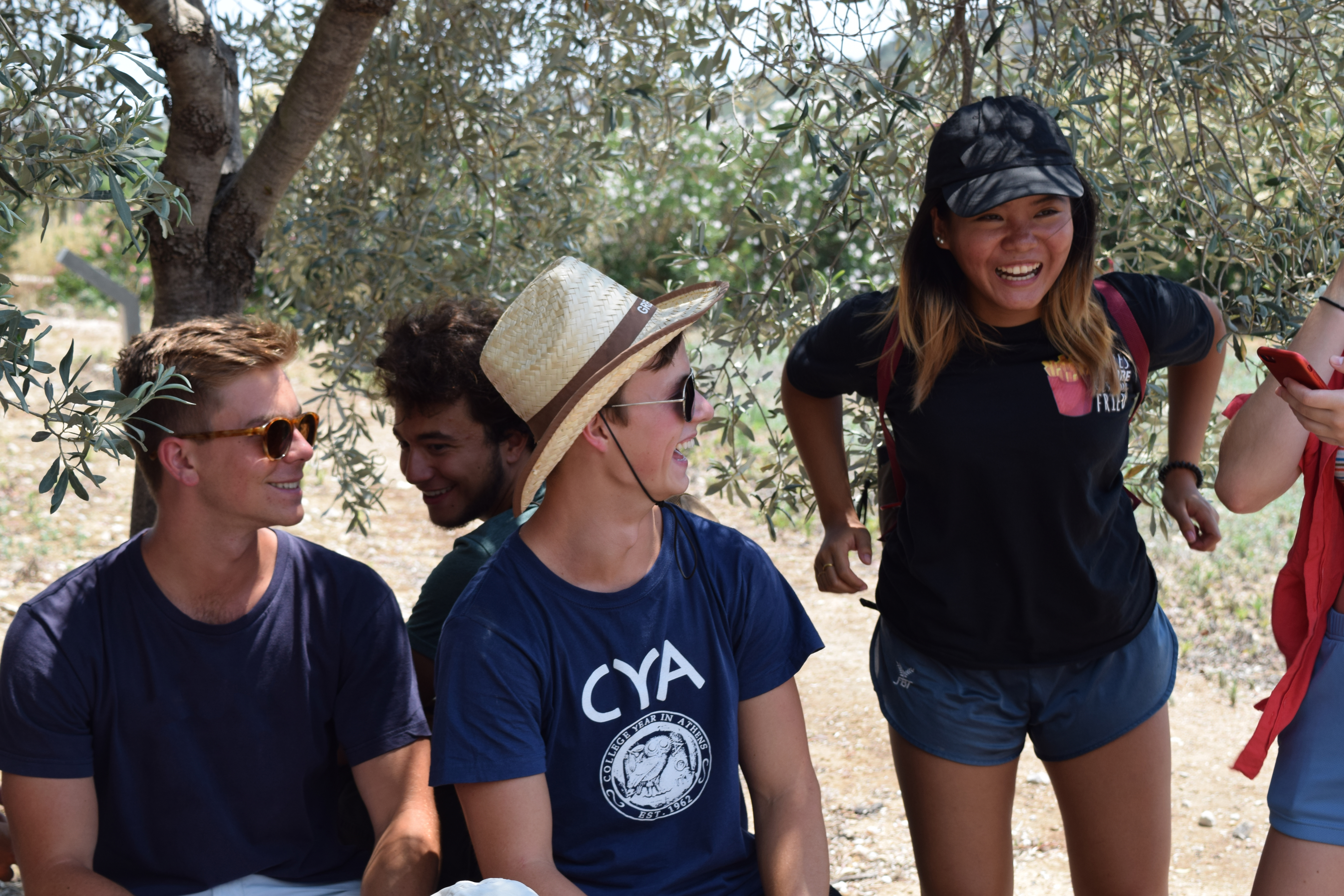 Gap Year Program - CYA Gap Semester: Learning from the Ancients: a Hands-on Approach to Life from the Ancient Times to Today  1
