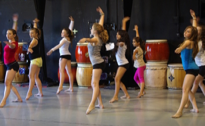 Summer Program - Dance | Dance Brigade's Dance Mission Theater: Summer Camp