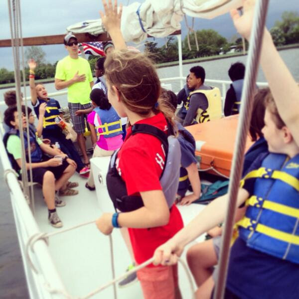 Summer Program - Sailing | DC Sail : Sailing Camp