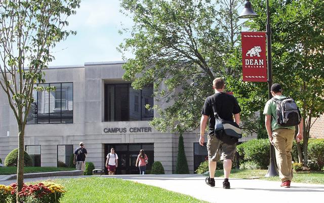 College - Dean College  5