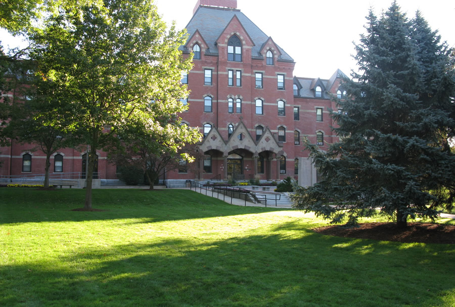 College - Dean College  1