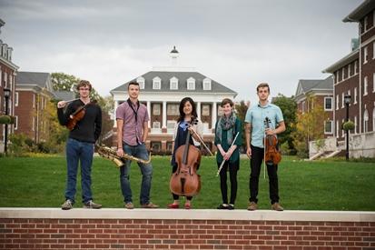 College - DePauw University School of Music  1