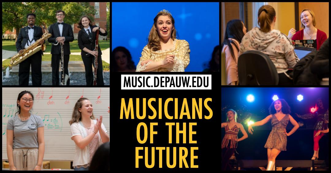 College - DePauw University School of Music  5