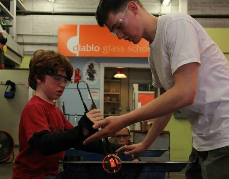 Summer Program - Visual Arts | Diablo Glass School