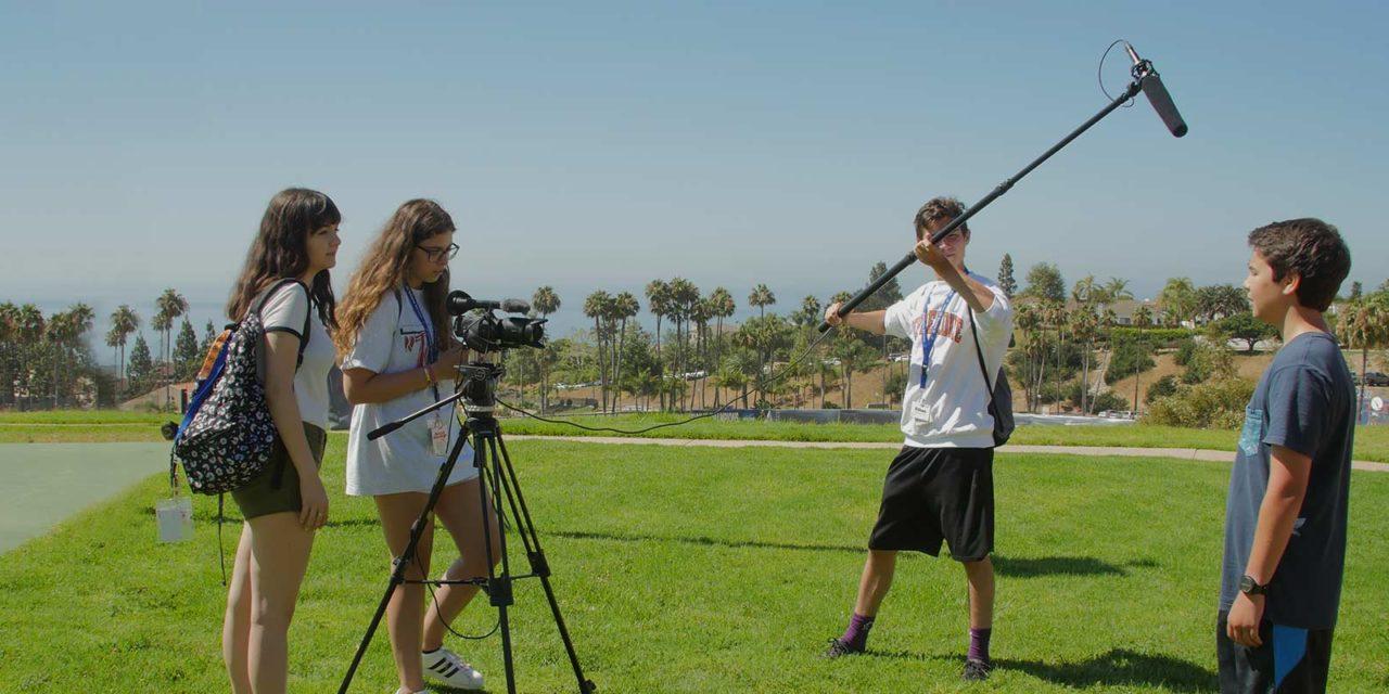 Summer Program - Fine Arts | Digital Film Workshop at Pepperdine University