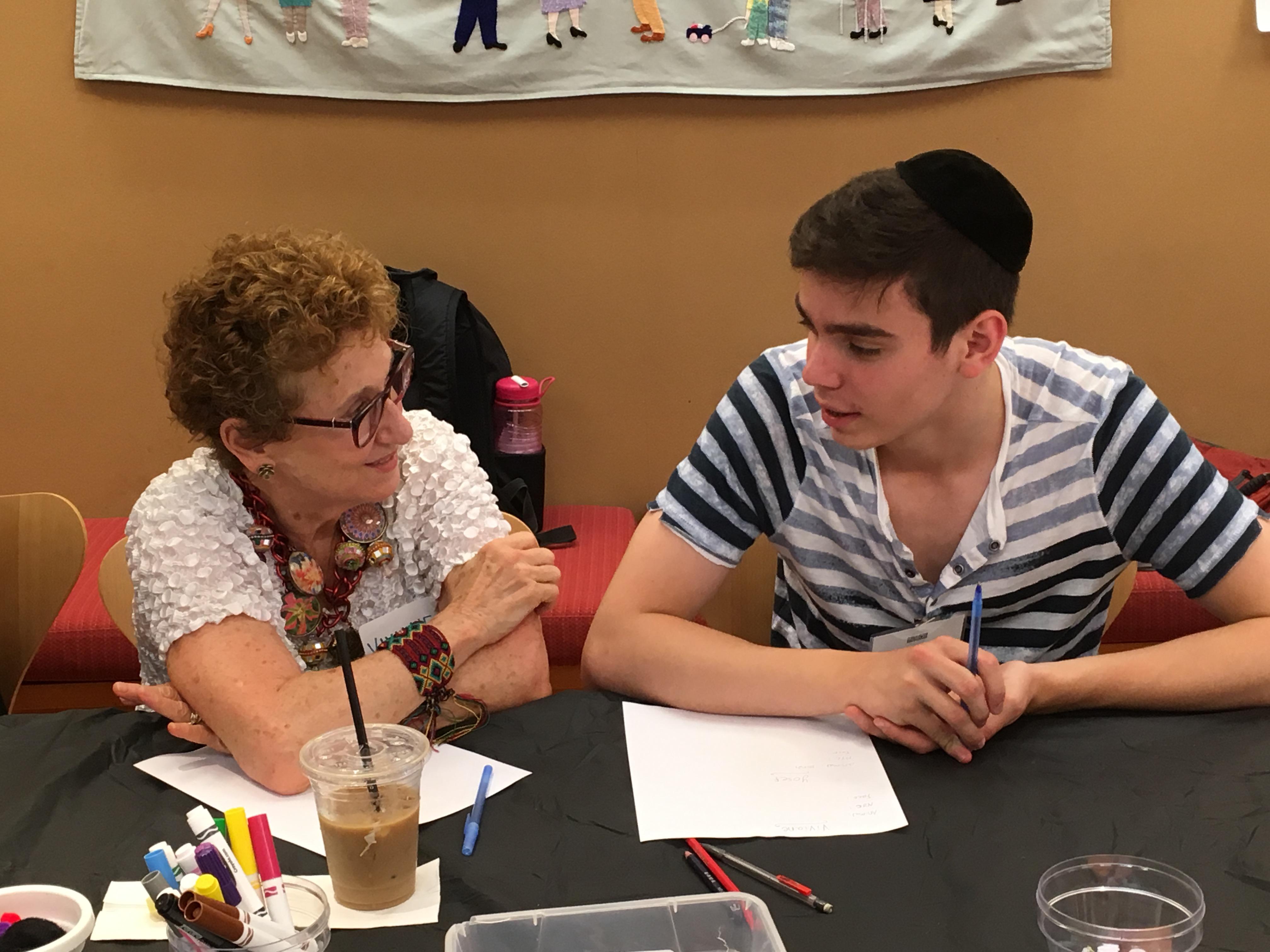 Summer Program - Health and Well Being | DOROT Summer Teen Internship Program - Manhattan