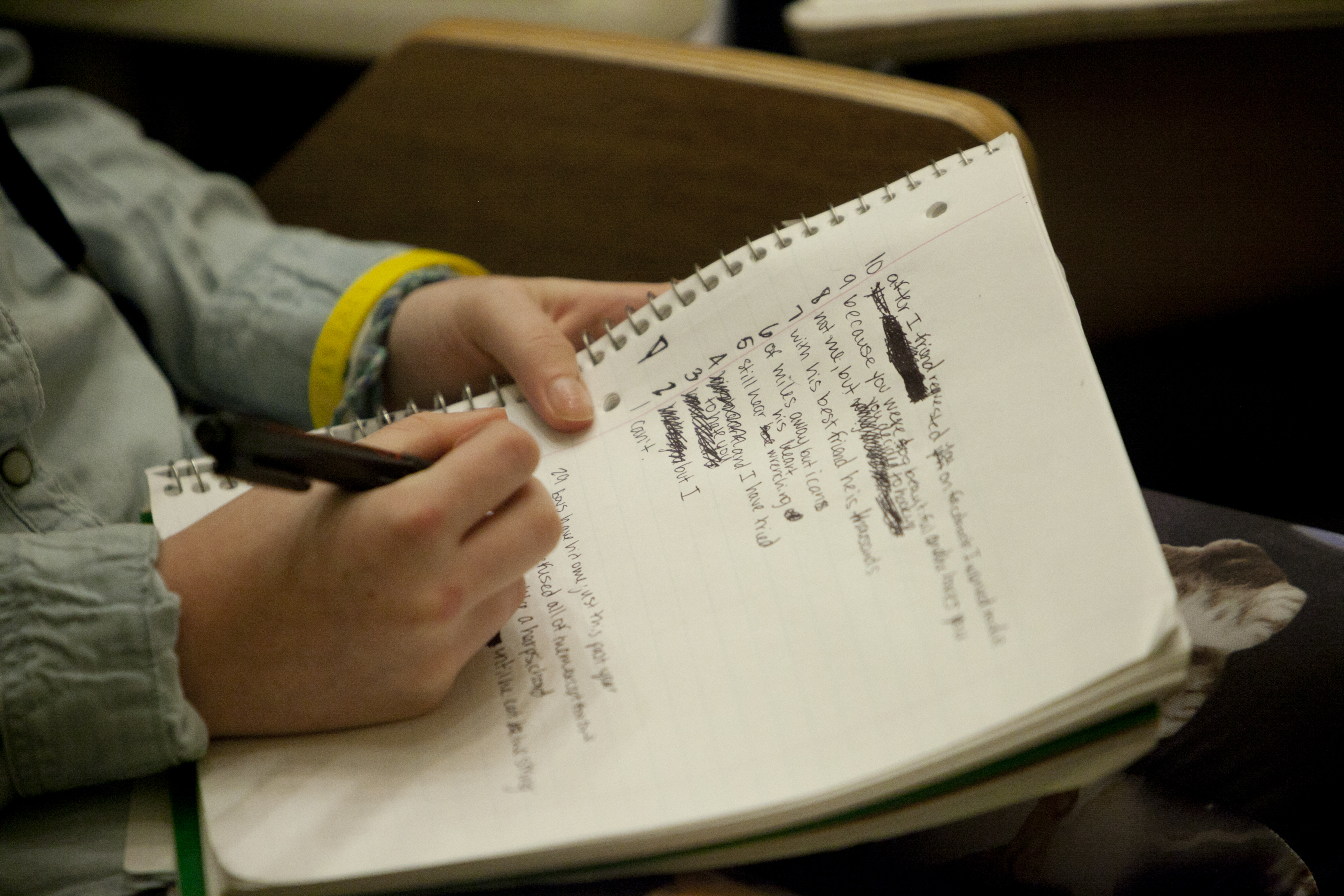 Summer Program - Journalism | Duke University Youth Programs: Young Writers' Camp