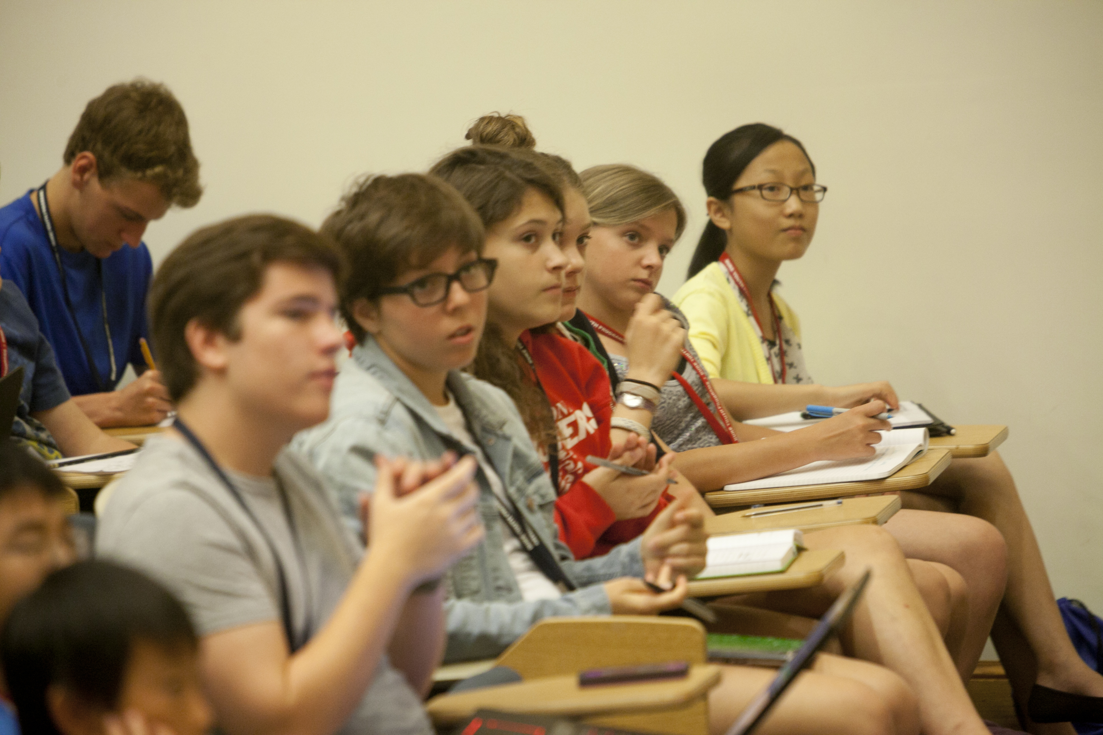 Summer Program - Debate | Duke University Youth Programs: Young Writers' Camp