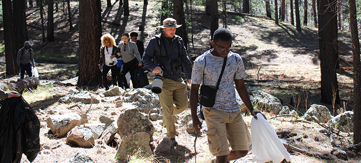 Summer Program - Climate Change | Earthwatch Institute: Following Forest Owls in the Western US