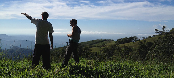Summer Program - Wildlife Conservation | Earthwatch Institute: Toucans, Parrots, and Other Wildlife in Costa Rica's Forests