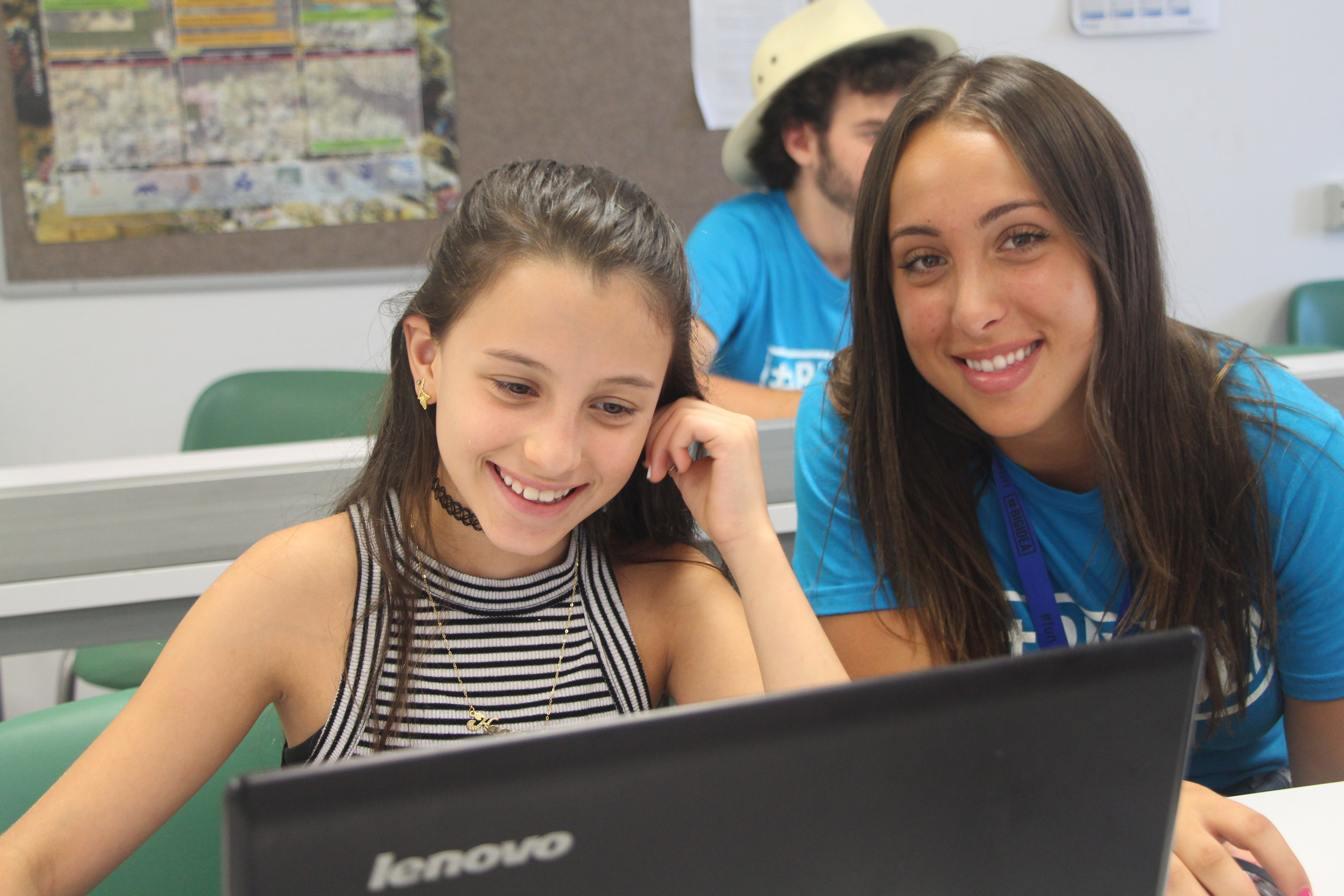 Summer Program - Jewish Culture | BIG IDEA Israeli Summer Camps