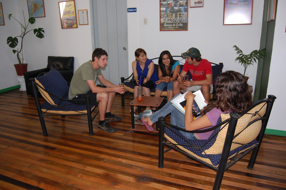 Gap Year Program - ECELA - Spanish Immersion Gap Year  1