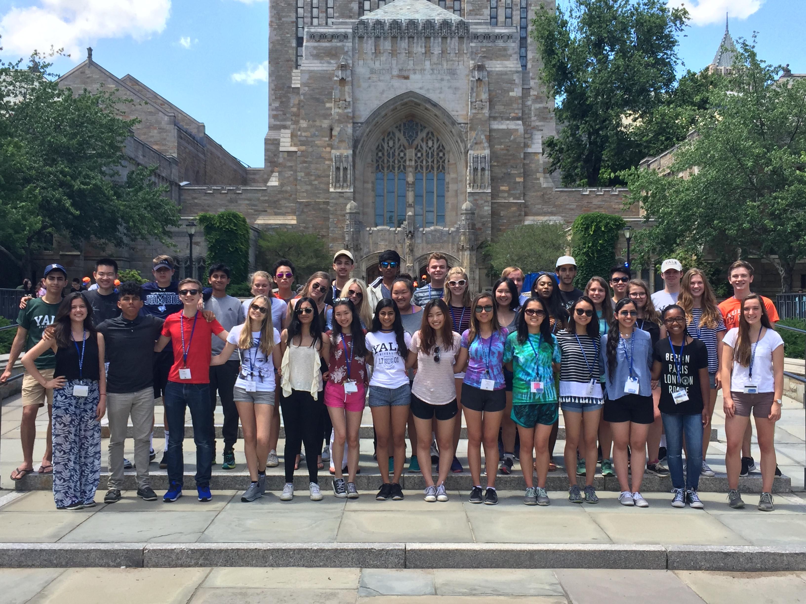 Summer Program - Entrepreneurship | Economics for Leaders @ Yale University
