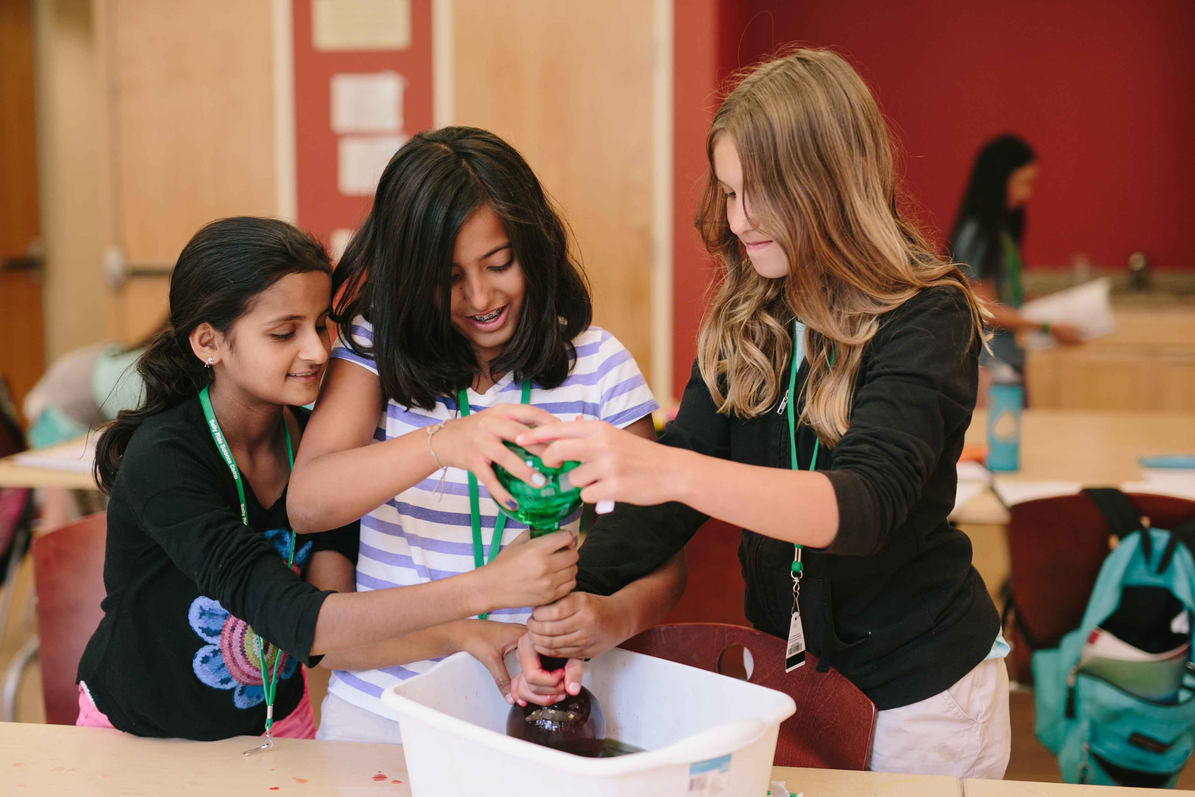 Summer Program - Science | Education Unlimited: Science Camps