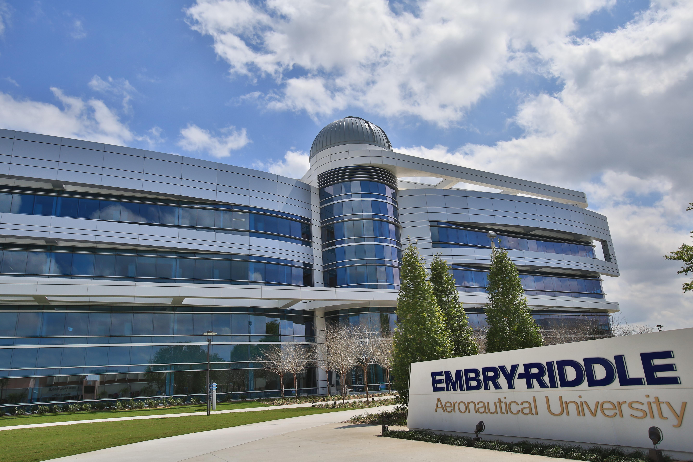 College - Embry-Riddle Aeronautical University (Daytona Beach, Florida)  2