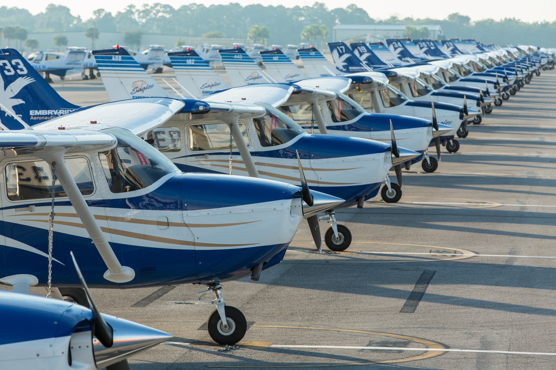 College - Embry-Riddle Aeronautical University (Daytona Beach, Florida)  4