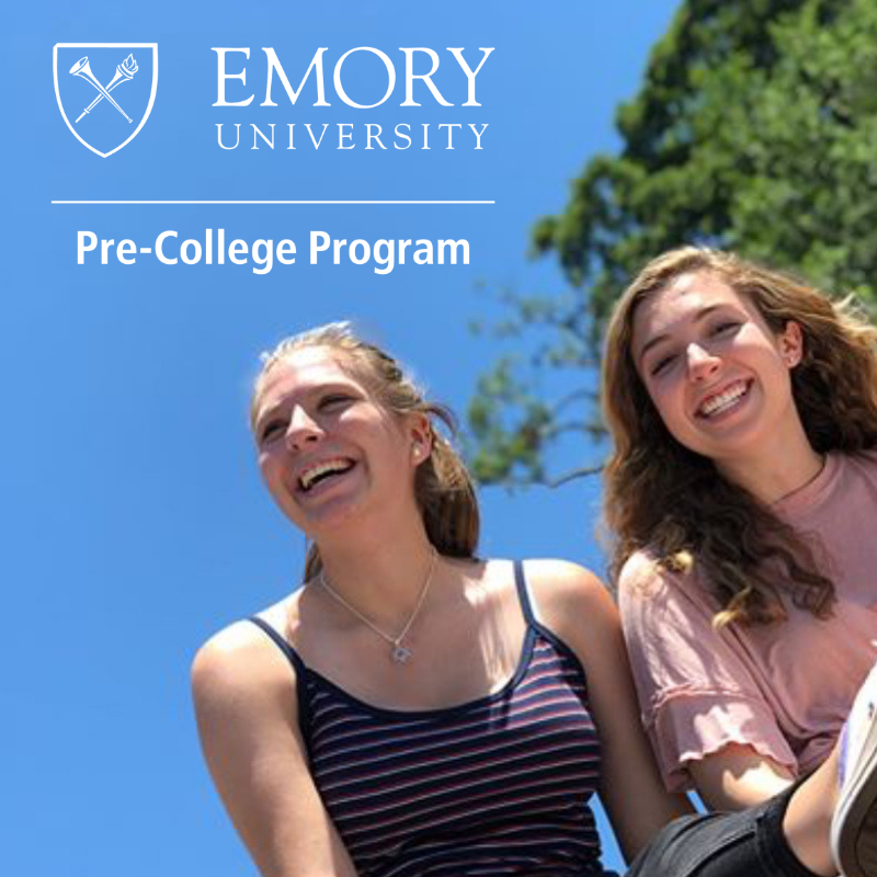 Summer Program - Social Justice | Emory University Summer Pre-College Program