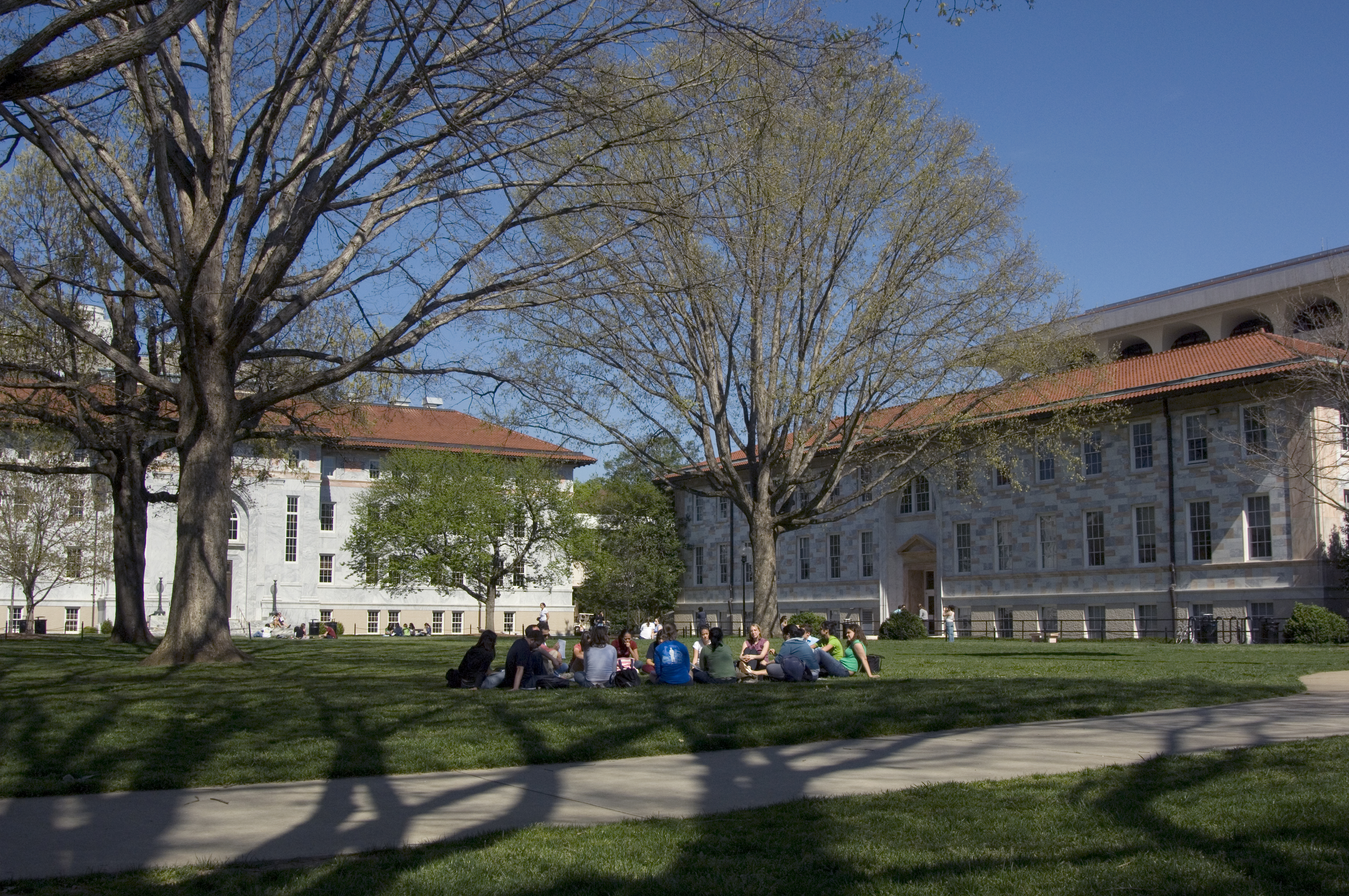 College - Emory University  2